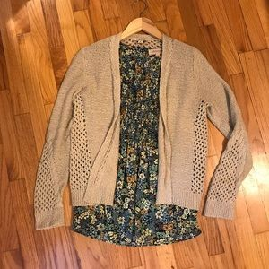 Lucky Brand cardigan sweater | Size Small